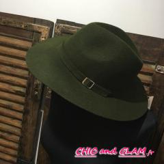 Chapeau wool
