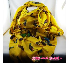 Foulards,Echarpes,Bonnets,Gants - Chic-and-Glam.fr 05735eaebd6
