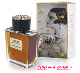 Rubis oud  LADY WOOD