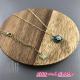 Collier adj etoile pierre semi précieuse Zag