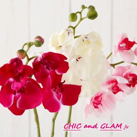 Branche déco orchidée Boltze