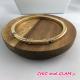 Bracelet jonc 3 strass métal doré