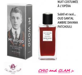 """Eau de parfum""""Nuit costumée a l'opéra""""Mr Wood 100ml"""