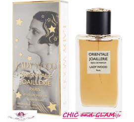 """Elixir de luxe""""Orientale joaillerie""""Lady wood 100ml"""