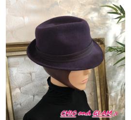 Chapeau laine boucle