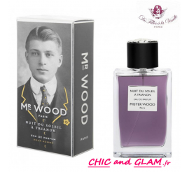 NUIT DU SOLEIL À TRIANON  Mr WOOD 100ml