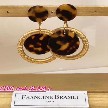B.O leopard chic Francine Bramli